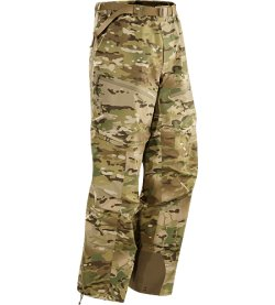 画像1: ARC'TERYX LEAF Alpha Pants Gen 2 Multicam Knee Caps