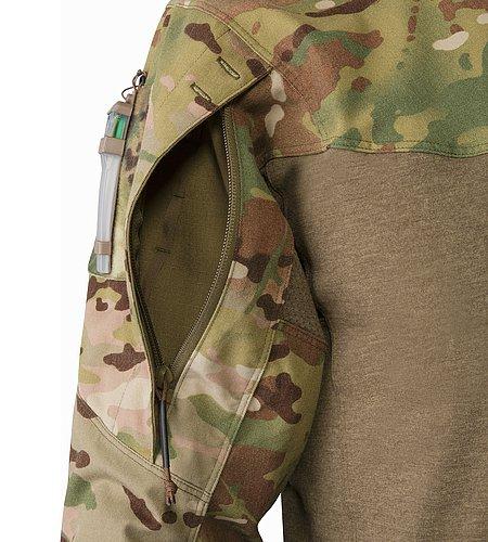 5264f30d5dff1 ARC'TERYX LEAF Assault Shirt FR MultiCam - ミリタリー専門店・KJ TACTICAL